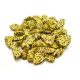 Crystal Tumble Jasper Dalmation Yellow